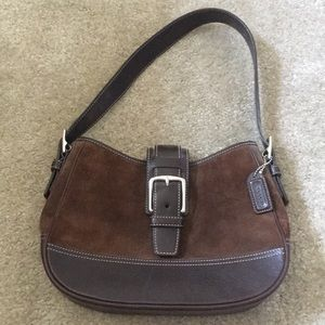 EUC shoulder bag by Coach